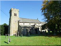 SE3092 : The Church of St Radegund, Scruton by Maigheach-gheal