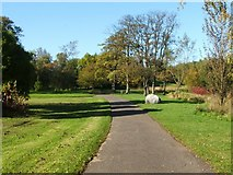 NS6168 : Springburn Park by Lairich Rig