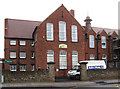 SK5055 : Kirkby-in-Ashfield - Kingsway Primary School by Dave Bevis