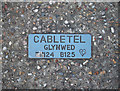 J3372 : CableTel access cover, Belfast by Rossographer