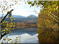 NH2861 : Loch a' Chuillin by sylvia duckworth