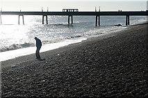 TR3752 : Deal Pier by Graham Horn