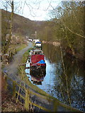 SD9726 : Rochdale Canal by Alexander P Kapp