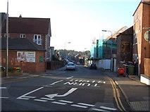 TA1767 : Gordon Road off High Street, Bridlington Old Town by Stefan De Wit