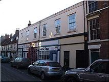TA1767 : Shops on High Street, Bridlington Old Town by Stefan De Wit