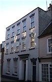 TA1767 : White town house on High Street, Bridlington Old Town by Stefan De Wit