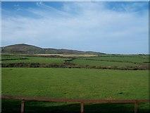 SH1727 : Farmland west of Deuglawdd by Eric Jones