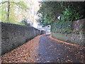 NY9964 : Spoutwell Lane, Corbridge by Les Hull
