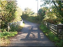 SH1728 : Pont Rhyd y Cei bridge by Eric Jones
