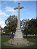 TQ1666 : War Memorial, Giggs Hill Green by Graham Howard