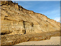 TM5281 : Clay beds at Covehithe Cliffs by Evelyn Simak