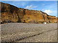 TM5383 : A shelved shingle beach by Evelyn Simak