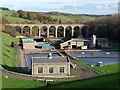 NZ0493 : Fontburn water treatment works by Oliver Dixon