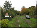 TR2648 : East Kent Railway to Shepherdswell by David Anstiss