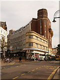 SZ0891 : Bournemouth: Old Christchurch Road and Gervis Place separate by Chris Downer