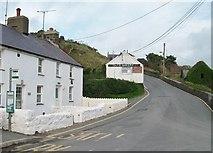 SH1726 : Becws Islyn Bakery, Aberdaron by Eric Jones