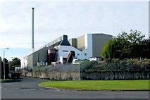 NS3980 : Loch Lomond Distillery by Lairich Rig