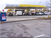 SO9596 : Morrison Pumps by Gordon Griffiths