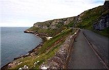 SH7783 : Marine Drive around the Great Orme by Steve Daniels