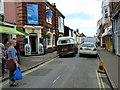 TM5076 : VW camper van in East Street by Basher Eyre