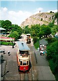 SK3455 : Tramway Museum, Crich (2001 ) by Graham Hogg