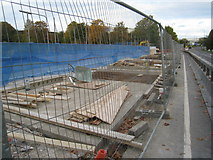 SU6252 : New concrete for Brunel Road bridge by Given Up