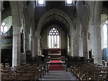 SO3958 : From the nave to the chancel by Bill Nicholls