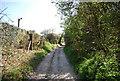 TQ5602 : Wealdway heading south by N Chadwick