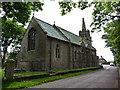 NU2229 : St Ebba Church, Beadnell by Alexander P Kapp