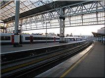 TQ3179 : Waterloo Station by Sandy B