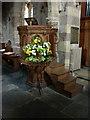 NU2322 : Holy Trinity, Embleton, Pulpit by Alexander P Kapp