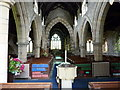 NU2322 : Holy Trinity, Embleton, Interior by Alexander P Kapp