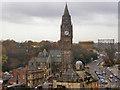 SD8913 : Rochdale Town Hall by David Dixon