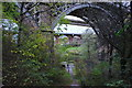 NZ2664 : Bridges over the Ouseburn Valley by peter maddison