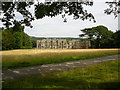 NZ1758 : Gibside Hall (remains of) by Colin Park