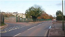 SX9065 : Cricketfield Road, Torquay by Derek Harper