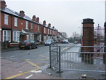 SO9596 : Ashley Street Junction by Gordon Griffiths