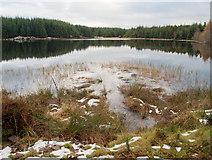 NN9147 : Loch Scoly by Rob Burke