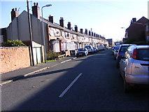 SO9596 : Ashley Street by Gordon Griffiths