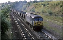 SK4293 : Coal from Renishaw mine nr Rotherham  by roger geach