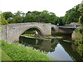 NU2406 : The old and the new bridges, Warkworth by Alexander P Kapp