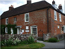 SU7037 : Jane Austen's House, Chawton, Hampshire by nick macneill