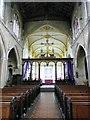 ST6834 : Interior, St Mary's Church by Maigheach-gheal