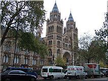 TQ2679 : The Natural History Museum, London by Richard Humphrey
