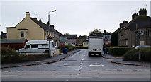 NS4967 : Kirklandneuk Road by Thomas Nugent