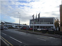 TQ1667 : Cooper Thames Ditton car dealership, Long Ditton by Stacey Harris
