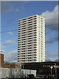 SO9299 : Council Housing - Heath Town Flats by John M