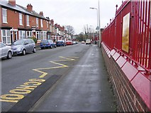 SO9596 : Ashley Street Scene by Gordon Griffiths