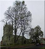 TA0322 : Church of St. Mary, Burgate by David Wright
