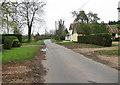 TM1092 : Cottages in Carleton Rode by Evelyn Simak